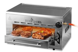 Beef Grill XL by Gourmetmaxx Oberhitze-Gasgrill XL für nur 99,99 Euro inkl. Versand