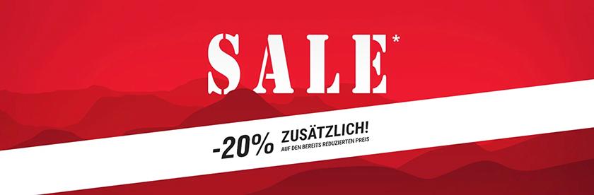 20% Extrarabatt im Jack Wolfskin Sale