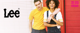 Modesale des Labels Lee Jeans bei Veepee (ehemals Vente-Privee)