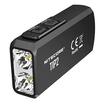 Nitecore TIP2 Taschenlampe mit 2 LEDs für nur 26,91 Euro inkl. Versand