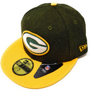 New Era 59FIFTY Green Bay Packers Basecap Cap (Fitted7 1/4) für nur 9,95 Euro inkl. Versand