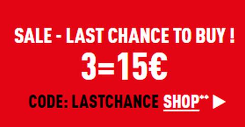 Pimkie Sale: Drei Sale Artikel kaufen und nur 15,- Euro bezahlen