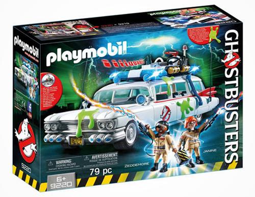 PLAYMOBIL Ghostbusters Ecto-1 Einsatzwagen 9220 für nur 34,43€