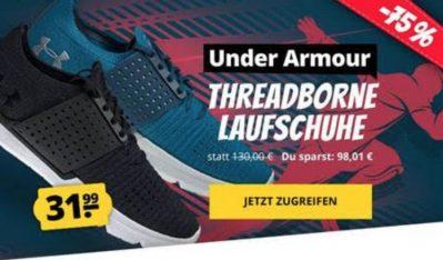 Under Armour Threadborne Slingwrap für nur 35,94 Euro inkl. Versand (statt 59,- Euro)