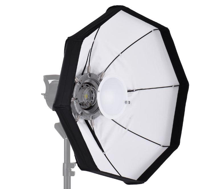 Andoer faltbare 60cm Softbox (ohne Leuchtmittel) für nur 27,29 Euro inkl. Prime-Versand