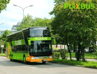 One-Way-Fahrt mit dem FlixBus quer durch Deutschland für 11,99 Euro bei Groupon
