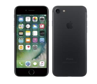 Top:  Apple iPhone 7 128GB in schwarz für nur 400,99 Euro