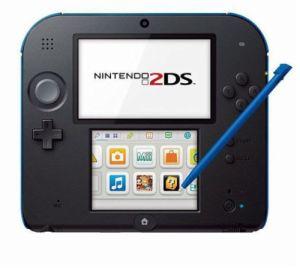 Nintendo 2DS schwarz-blau + New Super Mario Bros. 2 Special Edition für nur 64,99 Euro inkl. Versand
