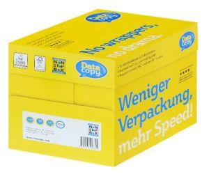 Data copy Kopierpapier 2500 Blatt 80g weiß DIN A4 Maxi Box für nur 21,39 Euro inkl. Versand