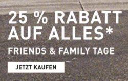 Top! Puma Family & Friends Sale mit 25% Gutscheincode auf fast Alles im Puma Store (auch Offline)