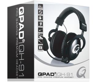QPAD QH-91 Headset für 55,89 Euro inkl. Versand bei Alternate