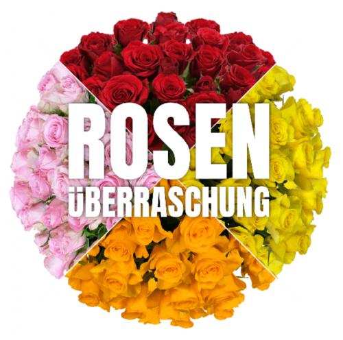 Rosenüberraschung mit 40 Rosen nur 22,98 Euro inkl. Zustellung