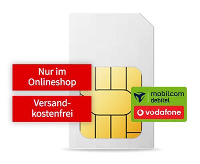 Knaller! MD Vodafone green LTE Allnet-Flat mit 6GB Daten für mtl. 16,99 Euro + 300,- Euro MediaMarkt Geschenk-Coupon