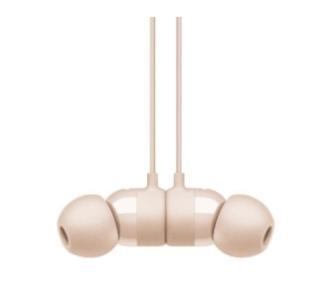 Beats by Dr. Dre MR2H2ZM/A urBeats 3 Kopfhörer mit Lightning Connector in mattgold nur 30,90 Euro inkl. Versand