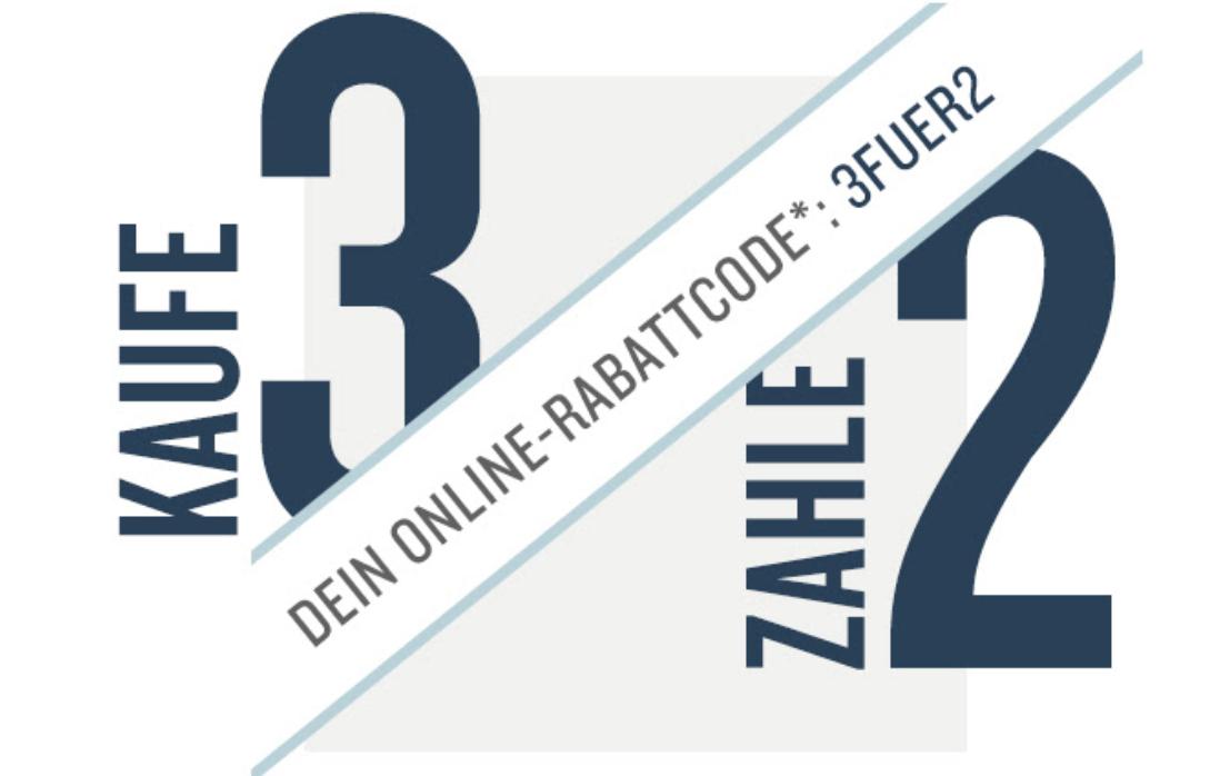 Bis zu 50% Rabatt im Herbst Sale bei Tom Tailor + 3 Artikel zum Preis von 2!