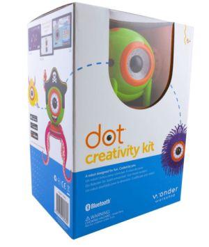 Wonder Workshop Creative Dot Creativity Kit Spielroboter (Grün) für nur 49,99 Euro inkl. Versand.