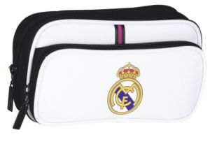 Real Madrid Pencil Case Federmäppchen für nur 7,28 Euro inkl. Versand