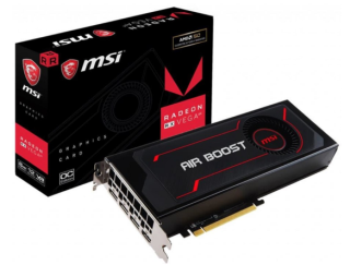 MSI Radeon RX Vega 56 Air Boost 8 GB Grafikkarte für 229,- Euro inkl. Versand