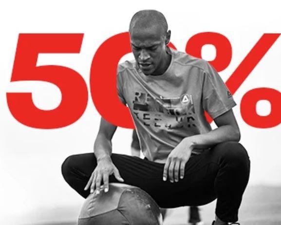 Reebok: 30% auf Fit for Fall Artikel und bis zu 50% Rabatt im Sale + 25% Gutscheincode