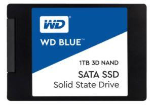 WD Blue 3D, 1 TB SSD, 2.5 Zoll, (intern) Festplatte für nur 91,97 Euro inkl. Versand