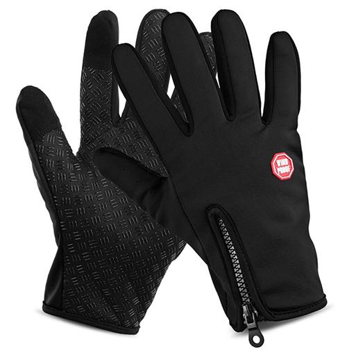 Lixada Touchscreen Handschuhe für nur 6,99 Euro bei Amazon
