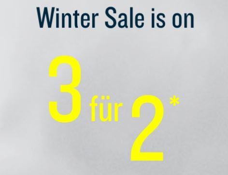 Bis zu 50% Rabatt im Sale bei Tom Tailor + 3 Artikel zum Preis von 2!