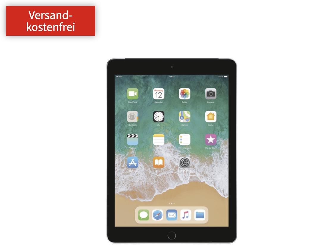 Apple iPad 10,2 (2019) 32GB für nur 1,- Euro inkl. 4GB LTE Flat im Telekom Netz nur mtl. 19,99 Euro