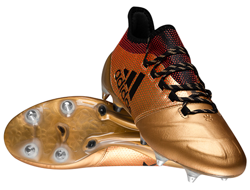 Adidas X 17.1 SG Leder Herren Profi Fußballschuhe für nur 59,50 Euro inkl. Versand