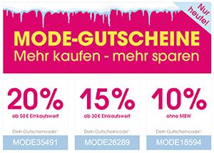 Nur heute: Bis zu 20% Rabatt auf Mode im Babymarkt Onlineshop