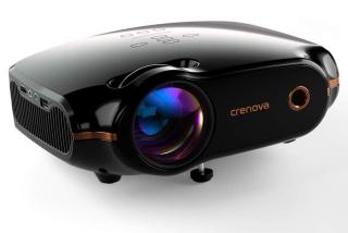 Neuer Gutschein: Crenova XPE500 Mini Beamer mit 1280×720 Pixel für 86,39 Euro bei Amazon