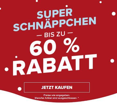 CROCS.de: Bis zu 60% Extrarabatt auf fast Alles bei Crocs