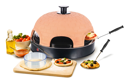 Emerio PO-115984 Pizza Ofen / Pizzarette für 6 Personen nur 54,99 Euro inkl. Versand