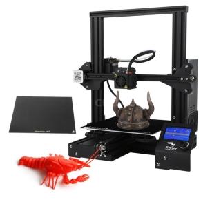 Creality 3D Ender-3X 3D-Drucker für 159,27 Euro inkl. Versand aus Deutschland
