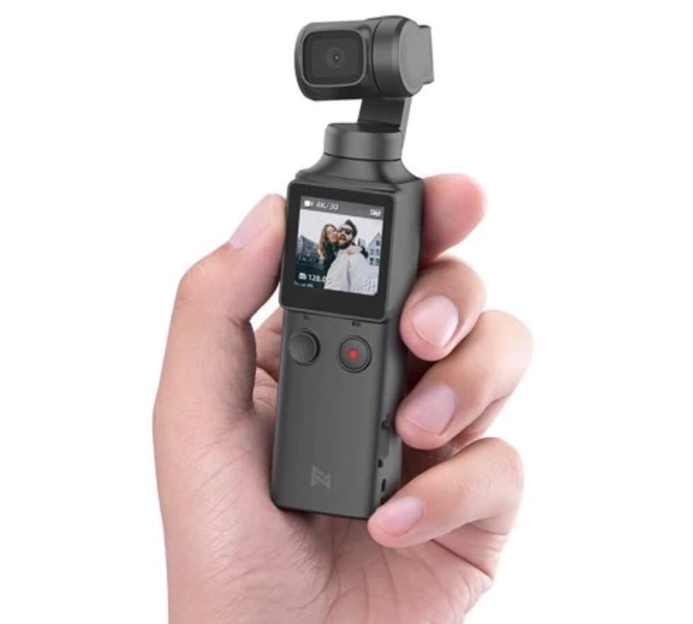FIMI PALM 3-Achsen 4K HD Handheld-Gimbal-Kamera für 142,32 Euro vorbestellen
