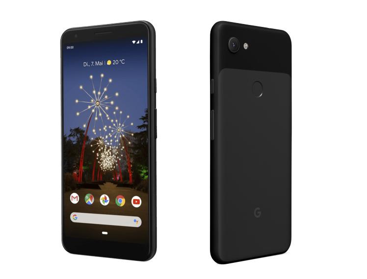 GOOGLE Pixel 3a XL Smartphone mit 64GB Speicher für nur 325,- Euro (statt 396,39 Euro)