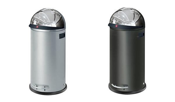 Hailo KickVisier XL Großraum-Abfallbox für nur 119,95 Euro (statt 189,- Euro)