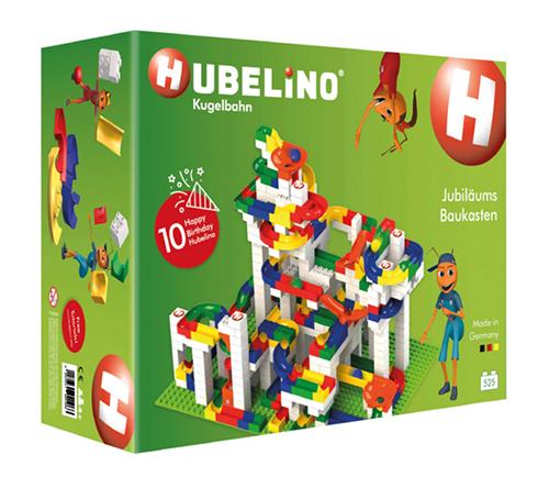 HUBELINO Jubiläums Baukasten mit 525 Teilen für nur 189,99 Euro (statt 229,- Euro)