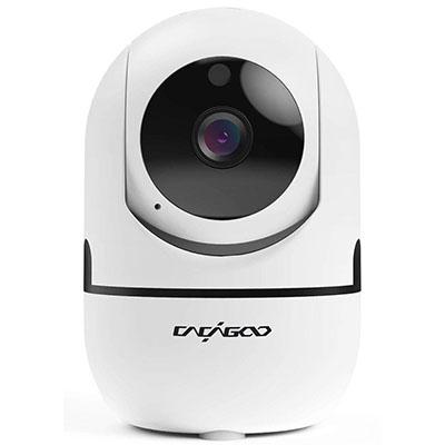 CACAGOO 360° schwenkbare IP HD-Überwachungskamera für 18,49 Euro bei Amazon