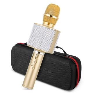 Mbuynow K380D Bluetooth Karaoke-Mikrofon mit Lautsprecher und Echo-Effekt für 13,99 Euro
