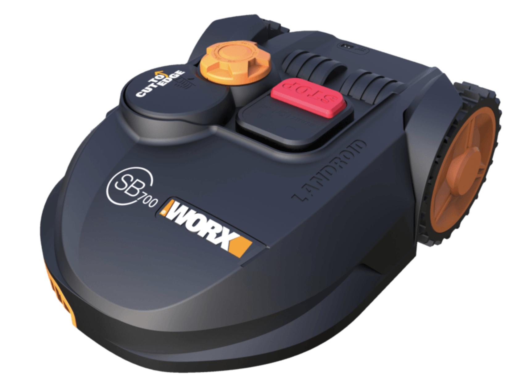 WORX Landroid SB700 WR110MI.1 Mähroboter (für bis zu 700 m²) für nur 479,- Euro inkl. Versand
