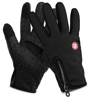 Wasser- und windabweisende Lixada Touchscreen Handschuhe für nur 6,99 Euro bei Amazon