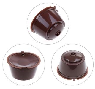 3er Set wiederverwendbare Lictin Dolce Gusto Kaffeekapseln für 6,99Euro