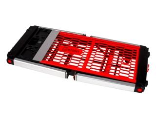 Holzmann MF5IN1 5in1 Multifunktionsgerät (Werkbank, Arbeitsbühne, Rollbrett, Handkarren und Transportwagen) für 94,99 Euro