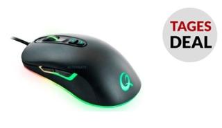 QPAD DX-80 Gaming-Maus für nur 36,89 Euro inkl. Versand