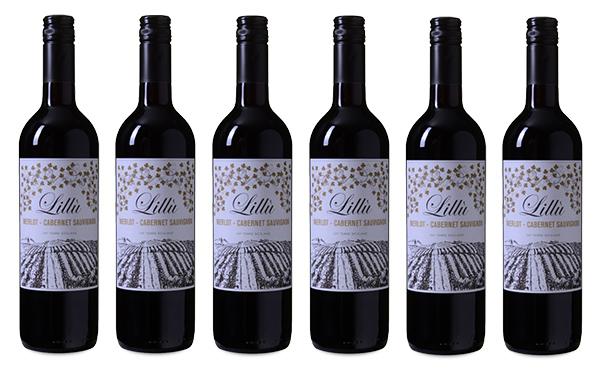 6er-Paket Lillù Merlot-Cabernet Sauvignon für nur 19,98 Euro inkl. Lieferung