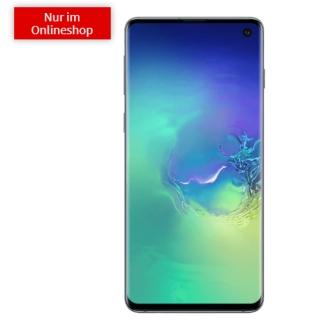 Ausverkauft! Knaller: SAMSUNG Galaxy S10 Dual-SIM mit green LTE 6GB Promotiontarif für 19,99€ mtl. + 1€ Zuzahlung