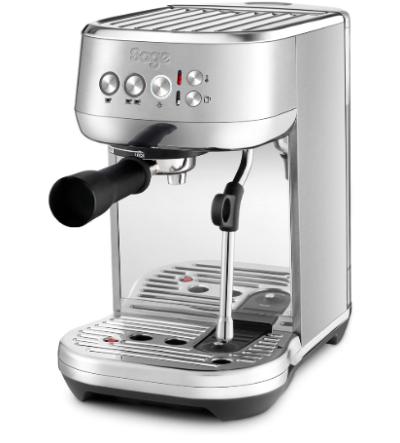 Sage Bambino Plus SES500 Siebträgermaschine (inkl. Gratis-Kaffee) für nur 259,- Euro inkl. Versand
