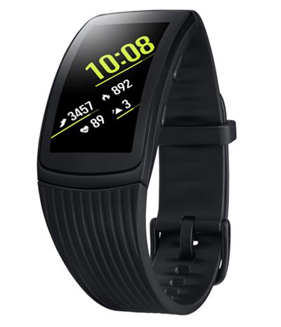 SAMSUNG Gear Fit 2 Pro Fitness in versch. Farben und Größen für nur 91,59 Euro inkl. Versand (statt 143,- Euro)