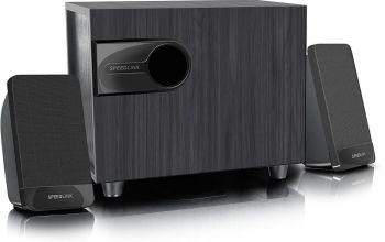 Speedlink Libitone 2.1 Lautsprecher (B-Ware) für nur 12,99 Euro inkl. Versand