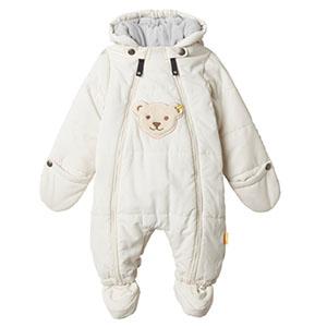 Steiff Kinder Schneeoverall mit Teddybär auf der Brust für nur 47,99 Euro inkl. Versand